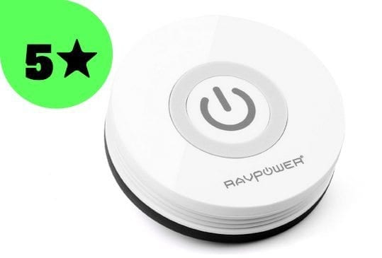 RavPower Orbit QI Wireless charger