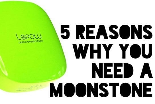 5 Reasons why you need a Lepow Moonstone