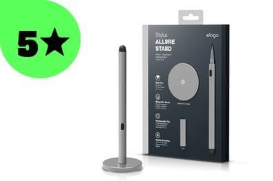 It's a pen… AND A STYLUS: The Allure Stand