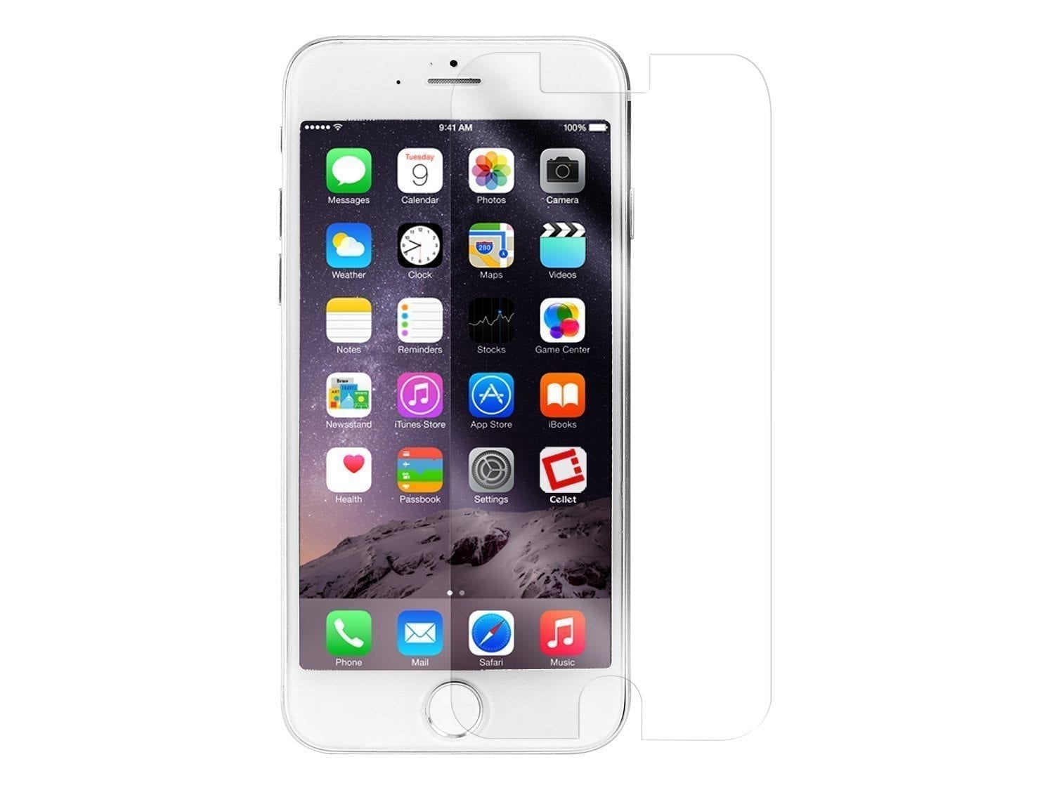 Cellet Glass Screen Protector