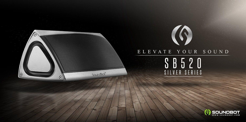 SoundBot SB520 Premium Bluetooth Speaker
