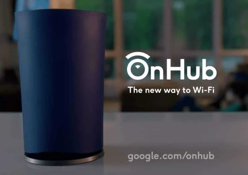 OnHub, Google's All New Faster WiFi