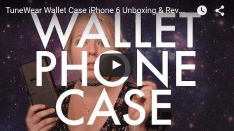 TuneWear Purse Case