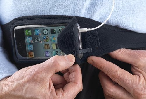 The Tune Belt Sport Belt for iPhone 6