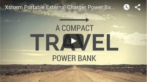 Xstorm Spark External Charger