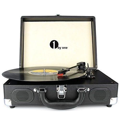 1byone Vinyl Turntable