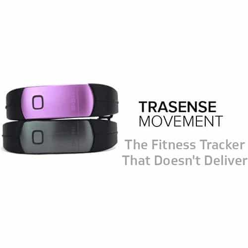 Trasense Is The Fitness Tracker That Doesn't Deliver