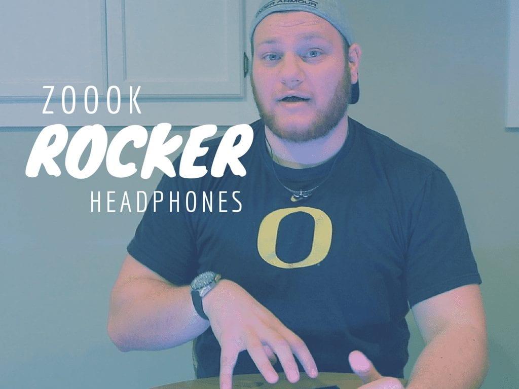 ZOOOK Rocker Headphones Review & Unboxing