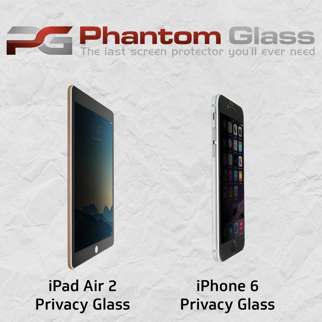 Phantom Glass 2-Way Privacy Layer