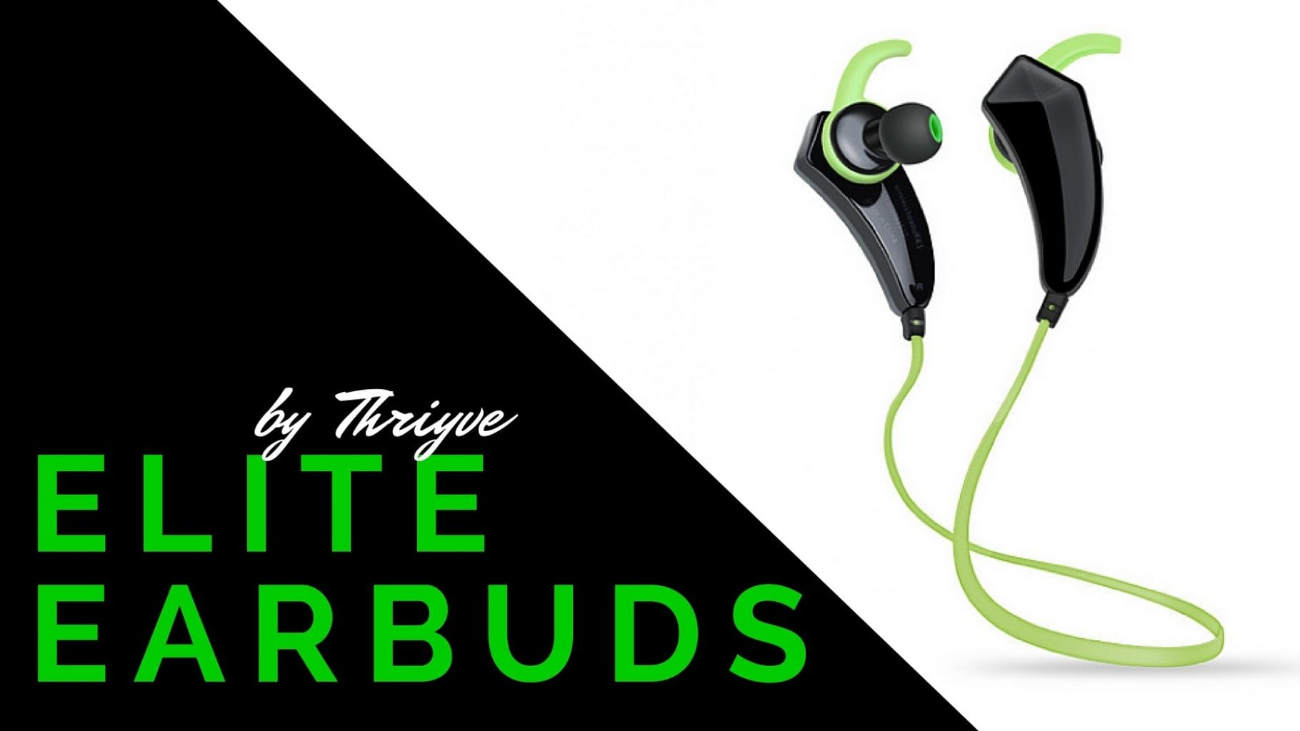 Thriyve Elite XT Earbuds Unboxing and Review