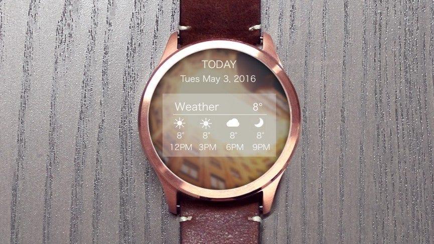Henlen: The Interchangeable Smartwatch