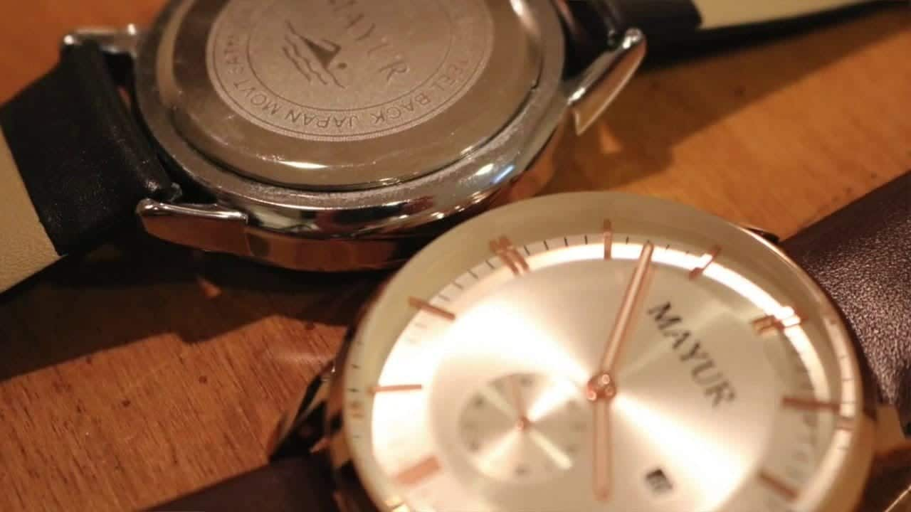 Mayur London Watches In-Depth Review & Unboxing Video