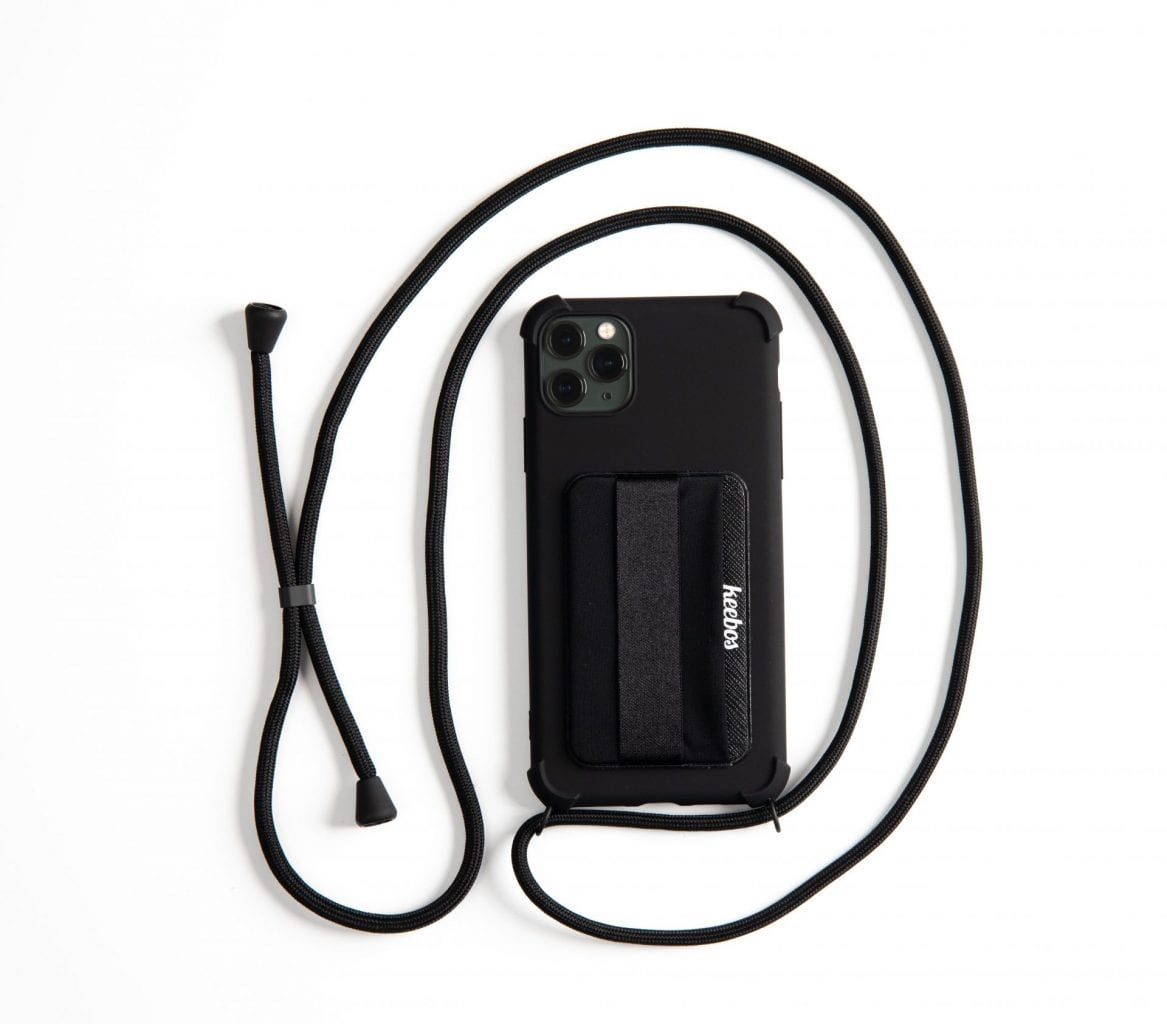 Go Hands-Free with Keebos Crossbody Phone Case